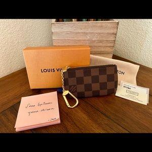 Louis Vuitton key cles DE